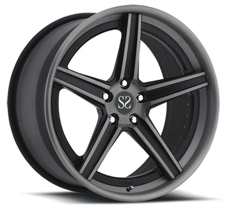 forged magnesium aluminum alloy wheels rims 22 inch